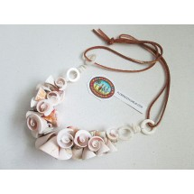 Bouquet of Shells Necklace