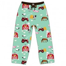 Ladies Pajama Pants Hit The Hay