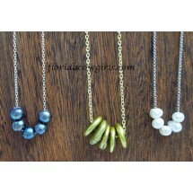 Chain and Pearls - Choose Your Style